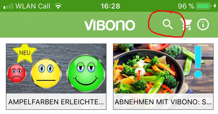 App-Suche-Lupe