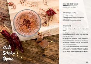 Rezept Chili-Schoko-Shake