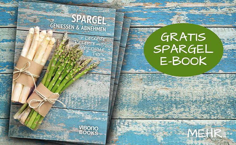 Gratis Spargel E-Book
