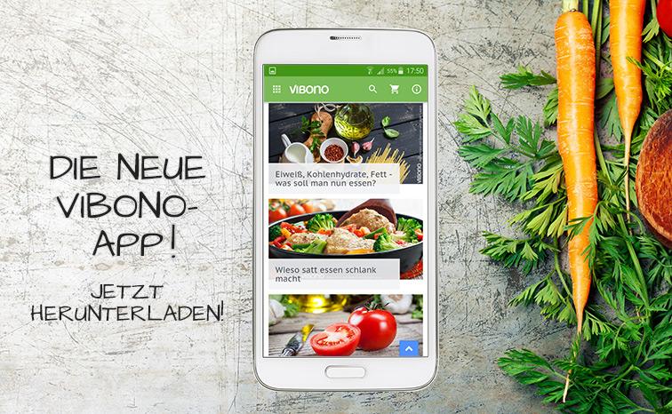 Die Vibono App