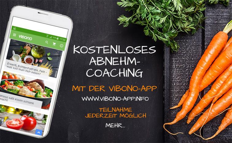Kostenlosees Vibono Abnehm-Coaching