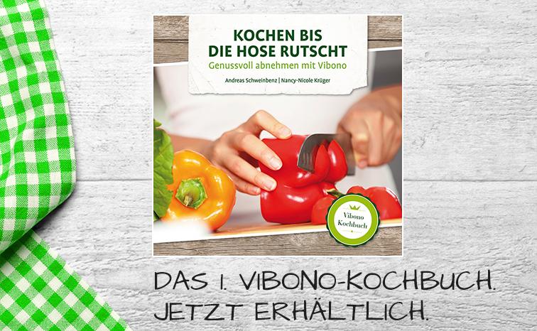 Das 1. Vibono-Kochbuch
