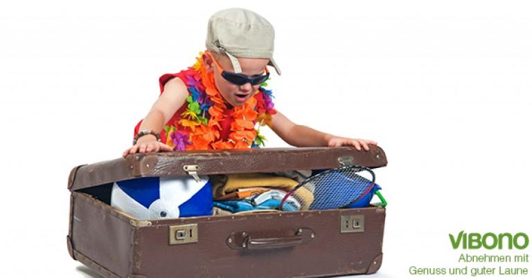 Die Umstellungstage sind wie Koffer packen