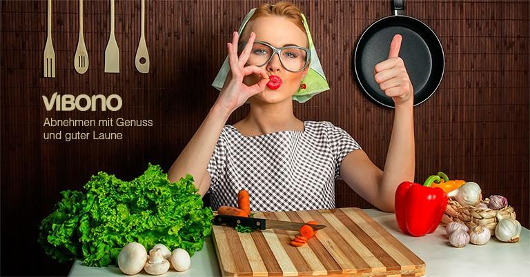 Ganz leicht abnehmen mit der Energiedichte-Brille