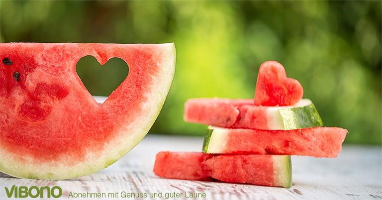 Wassermelonen - beliebt aber Figur gefährdend