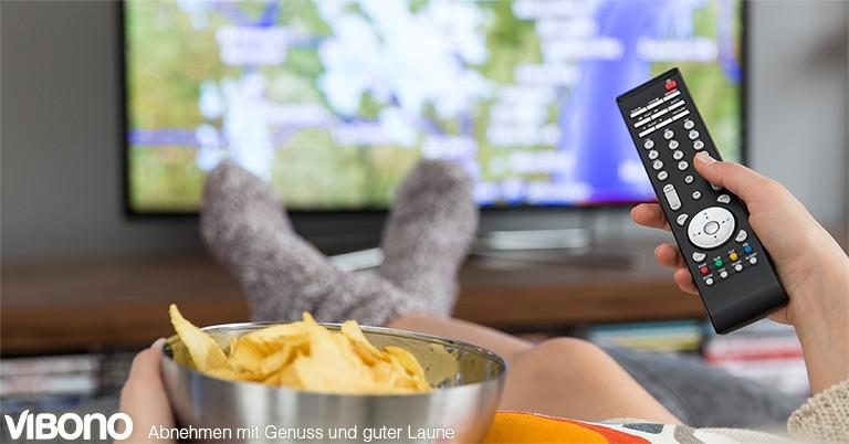 Wieso fernsehen dick macht