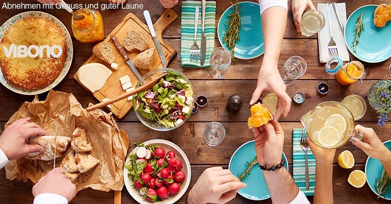 Familientaugliche Vibono-Rezepte - aktuelles Thema in der Vibono-Gruppe