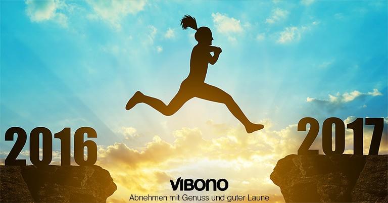 Jahresendgewichts-Challenge in der Vibono-App