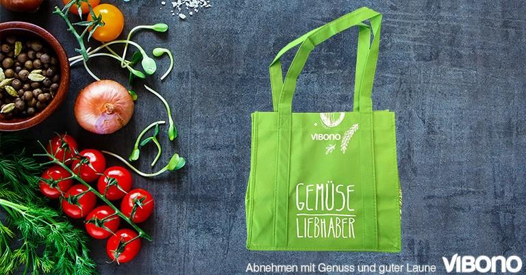 Neue Gemüsetasche als Gratis-Geschenk