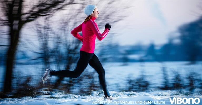 Sport im Winter - Aktuelles Thema in der Vibono-Gruppe