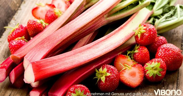 Spinat, Spargel, Bärlauch, Erdbeeren und Rhabarber - aktuelles Thema in der Vibono-Gruppe