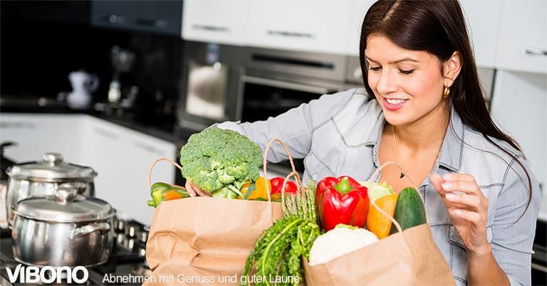 Tagesplan: Was ich heute koche - aktuelles Thema in der Vibono-Gruppe