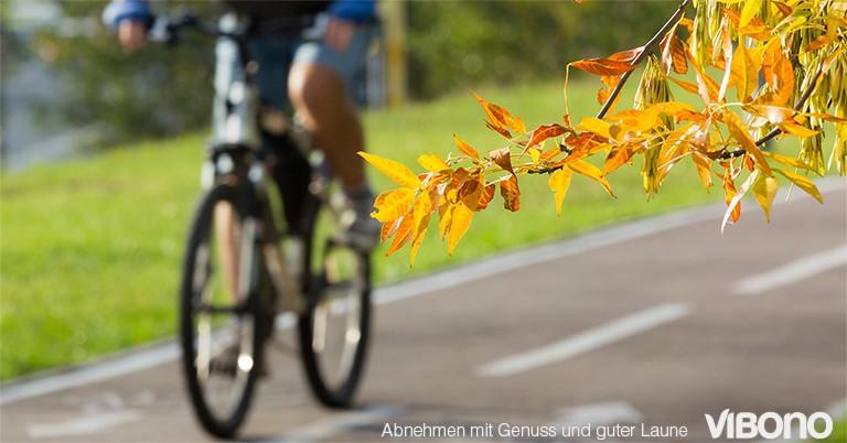Sport im Herbst  - Aktuelles Thema in der Vibono-Gruppe