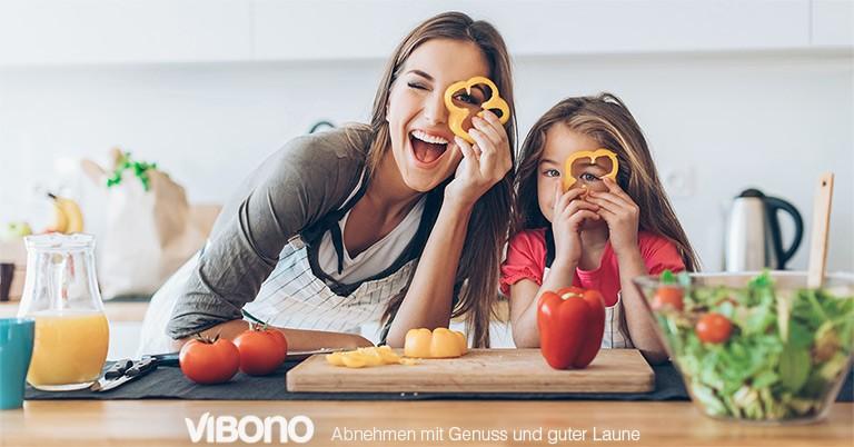 Familientaugliche Vibono-Rezepte - Aktuelles Gruppenthema