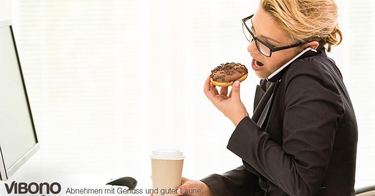 Warum Stress dick macht
