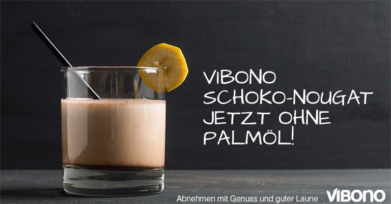 Schoko-Nougat jetzt ohne Palmöl