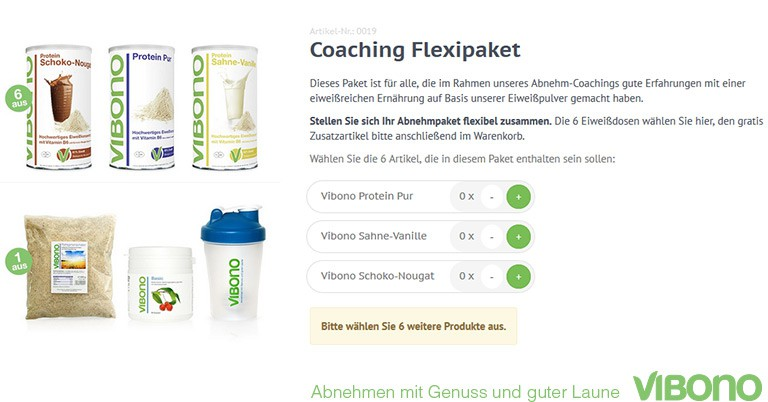 Dauergünstig: Das Coaching-Flexipaket