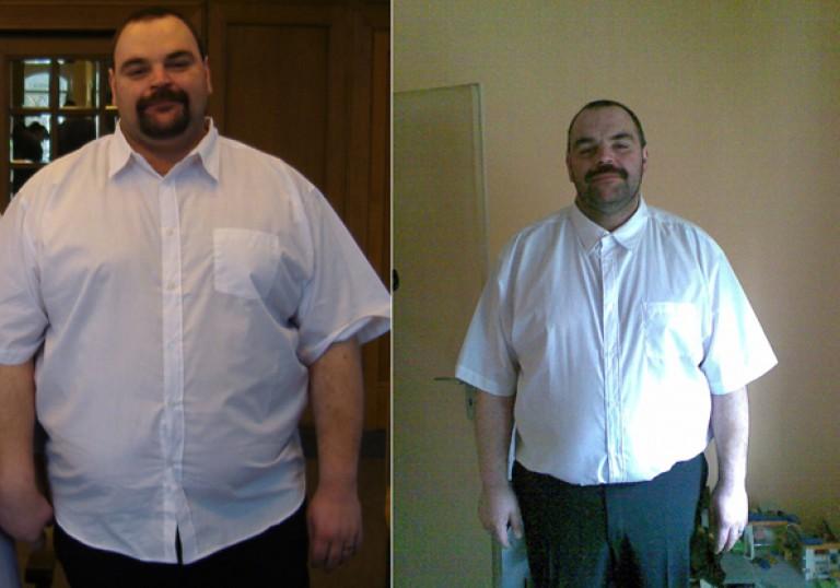 Gemeinsam 71 kg abgenommen
