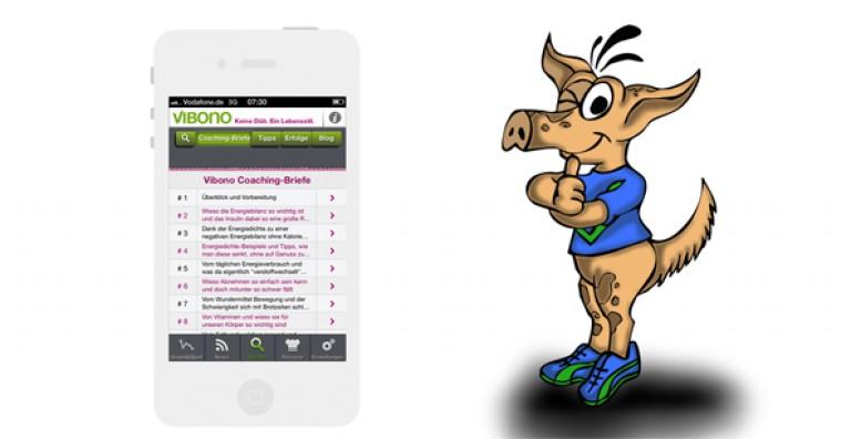 Vibono-App: Bitte iOS 7.1 installieren!