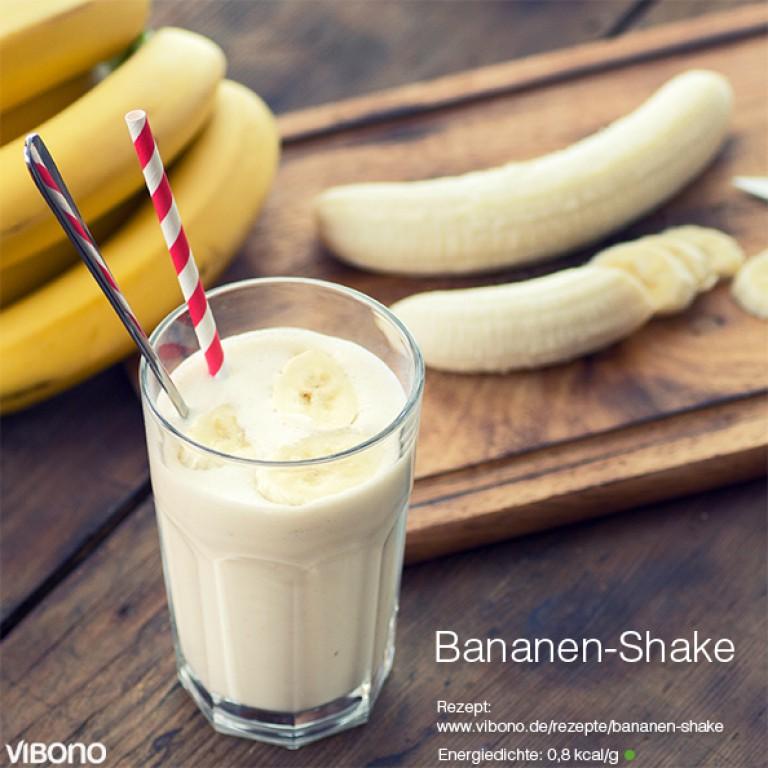 Vibono Bananen-Shake