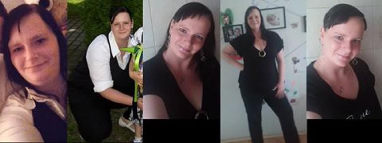 Jessy Reimann: Minus 22 kg, Vibono spendet 22 €