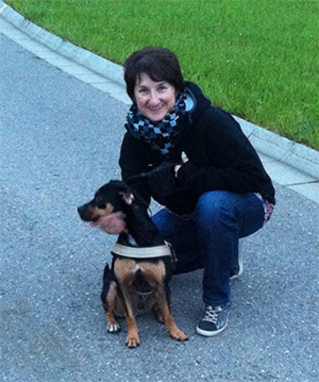 Katja Wachter: Minus 7 kg, Vibono spendet 7 €