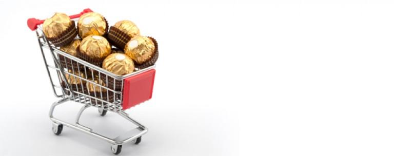 Besser nicht hungrig einkaufen