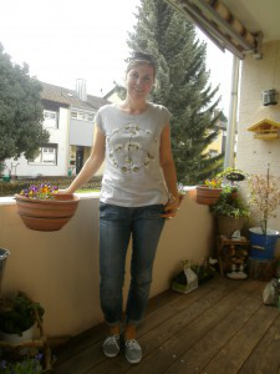 Christina Stucky: Minus 17 kg, Vibono spendet 17 €