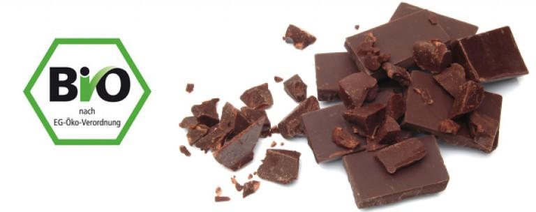 Bio-Schokolade macht genauso dick