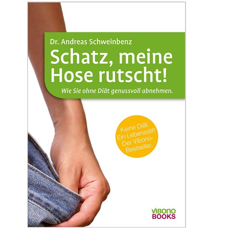 "Buch ""Schatz, meine Hose rutscht!"""