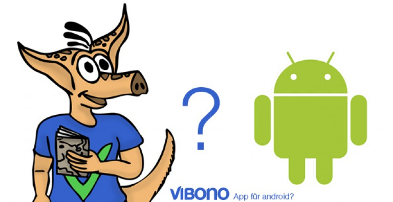 Vibono-App für android?