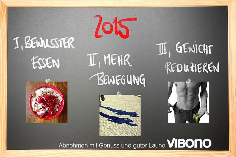 Und was sind eure Vorsätze für 2015?
