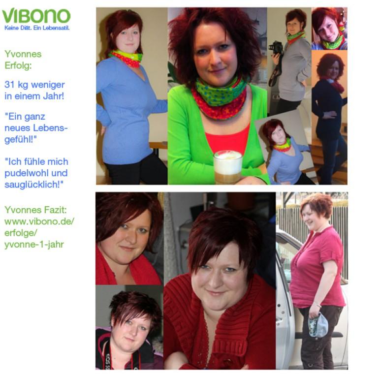 31 kg in einem Jahr und ein ganz neues Lebensgefühl