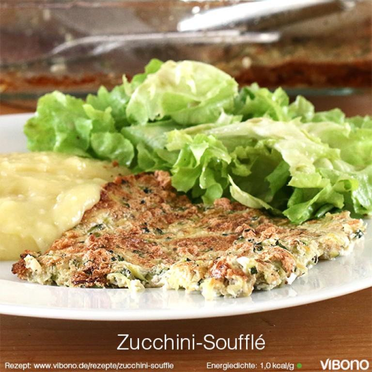 Zucchini-Soufflé