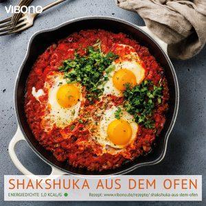 Shakshuka aus dem Ofen