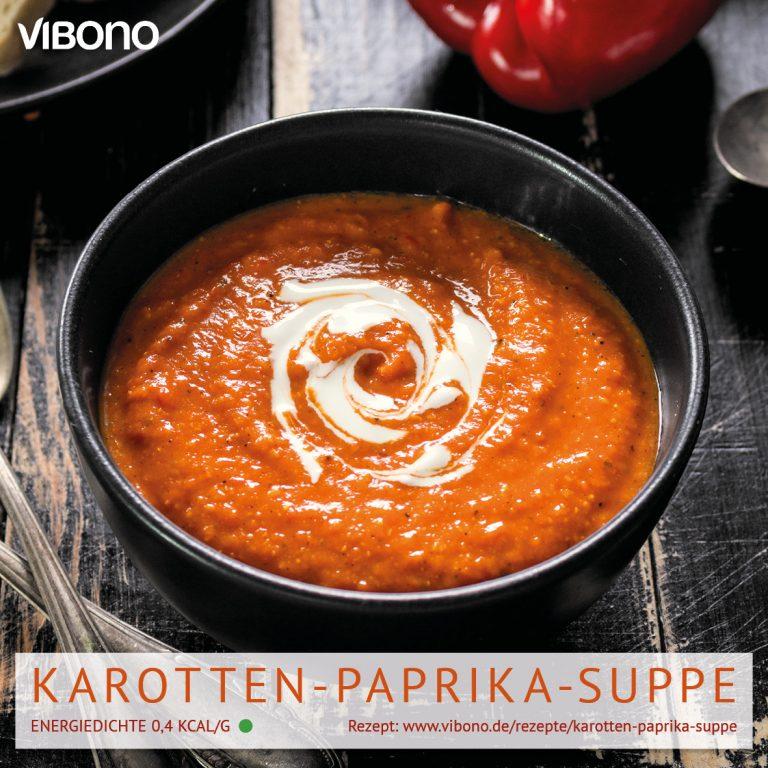 Karotten-Paprika-Suppe
