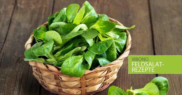 Feldsalat-Rezepte