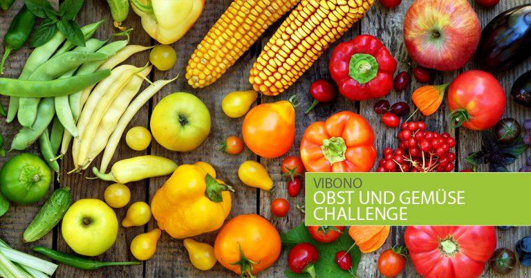 Obst-Gemüse-Challenge