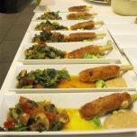 Pak-Choi Gemüse mit Kräuterseitlingen