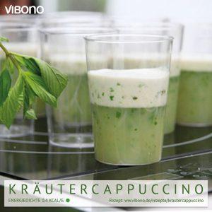 Kräutercappuccino