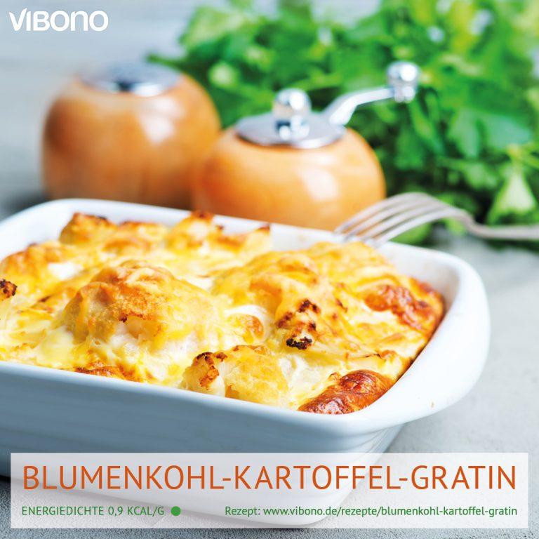 Blumenkohl-Kartoffel-Gratin