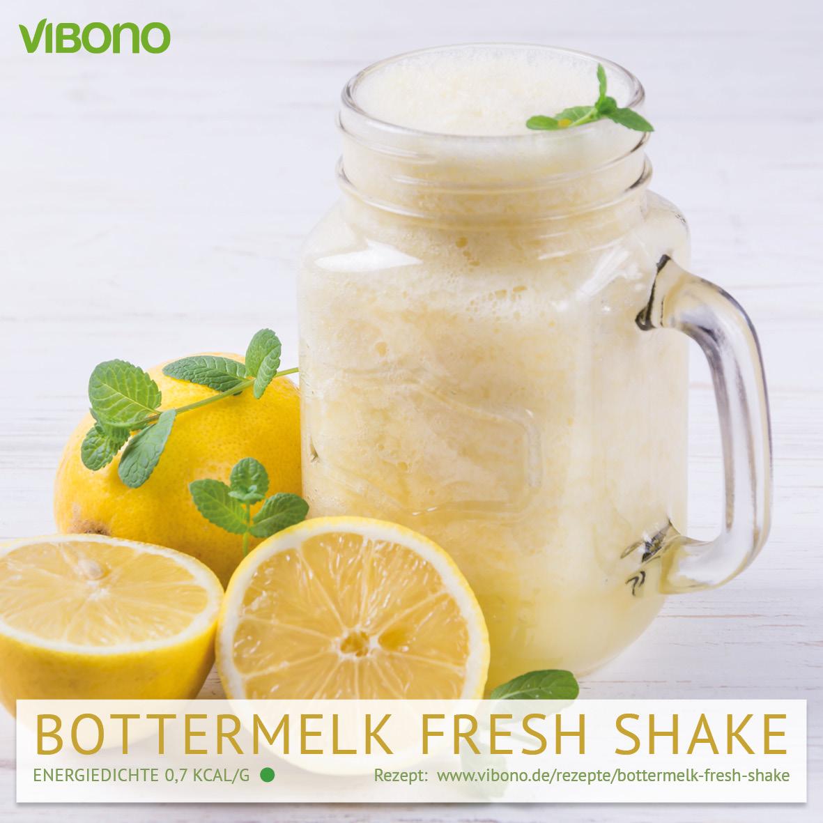 Bottermelk Fresh Shake