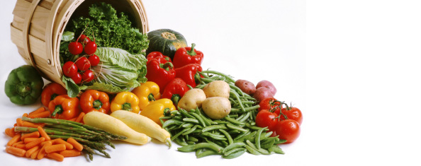 Ran ans Gemüse!