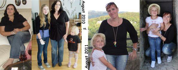 33 Kilo ohne Qual abgenommen: Sandra Gall!