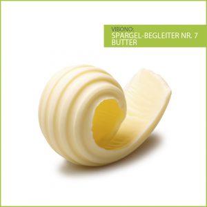 Butter, harmonischer Spargelbegleiter Nr. 7