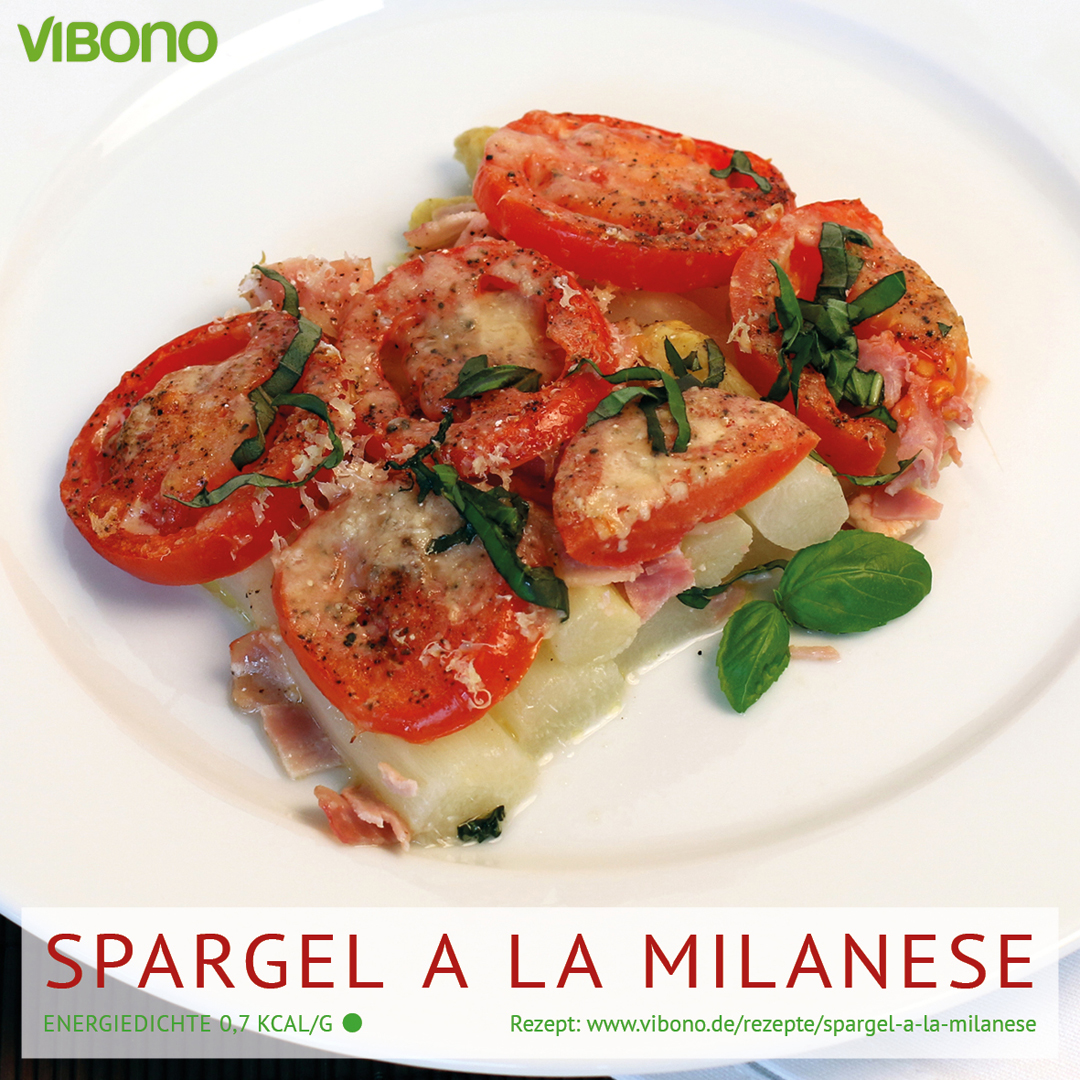Spargel a la Milanese
