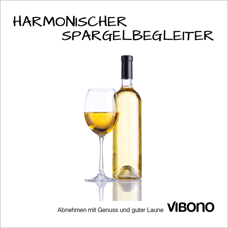 Wein, harmonischer Spargelbegleiter Nr. 10