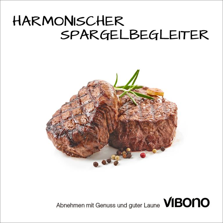 Fleisch, harmonischer Spargelbegleiter Nr. 9
