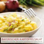 Bayerischer Kartoffel-Gurken-Salat