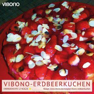 Vibono-Erdbeerkuchen